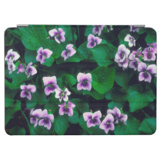 Wildflowers in the forest iPad air cover