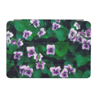 Wildflowers in the forest iPad mini cover