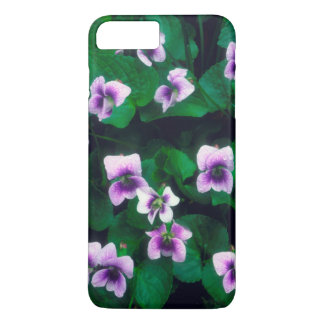 Wildflowers in the forest iPhone 8 plus/7 plus case