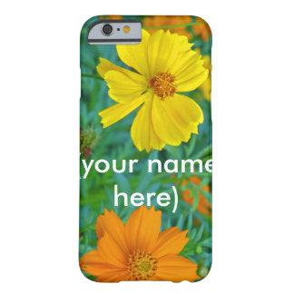 Wildflowers iPhone 6/6s case