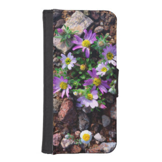 Wildflowers iPhone SE/5/5s Wallet Case