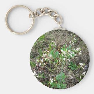 Wildflowers Key Chain