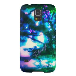 Wildflowers Oriental Goth Galaxy S5 case