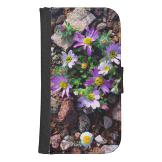 Wildflowers Samsung S4 Wallet Case