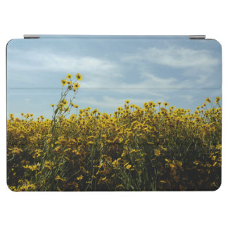 Wildflowers Sunflower iPad Air Cover