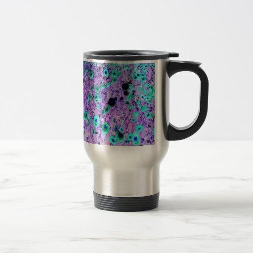 Wildflowers Tinted. Coffee Mug