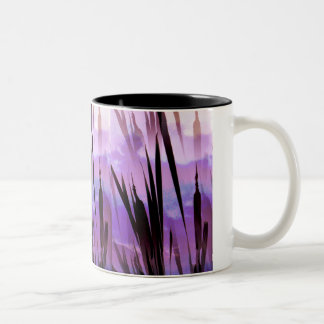 WILDFLOWERS Two-Tone COFFEE MUG