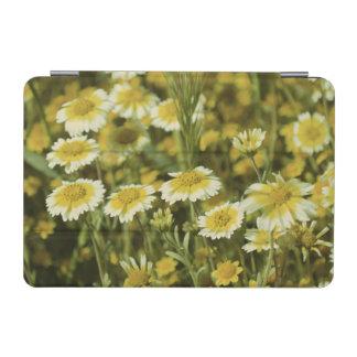 Wildflowers Yellow and White Sunflowers iPad Mini Cover
