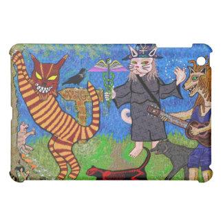 WildKatz at the Katnip Forest IPad Case For The iPad Mini
