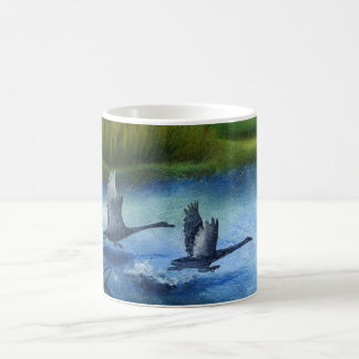 Wildkife on Pond Coffee Mug