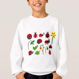 WildLadybugsAll Sweatshirt
