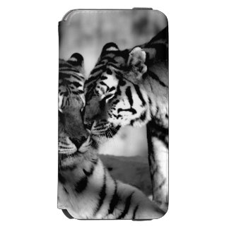 Wildlife, amazing tiger incipio watson™ iPhone 6 wallet case
