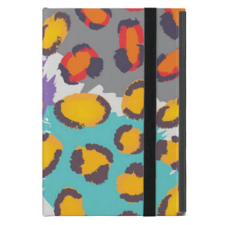 Wildlife animal pattern cover for iPad mini