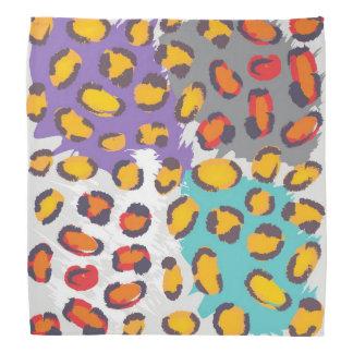 Wildlife animal pattern head kerchief
