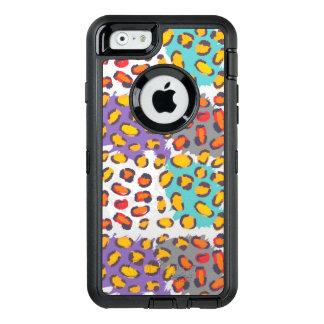 Wildlife animal pattern OtterBox iPhone 6/6s case