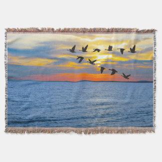 Wildlife image for Throw-Blanket Throw Blanket