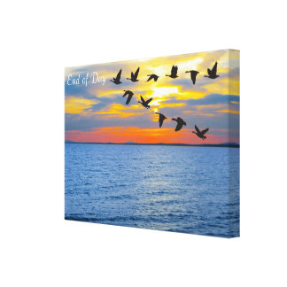 Wildlife image for Wrapped-Canvas Canvas Print