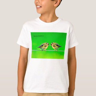Wildlife images for Kids'-T-Shirt-White T-Shirt