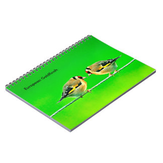 Wildlife images for Photo-Notebook Spiral Notebook