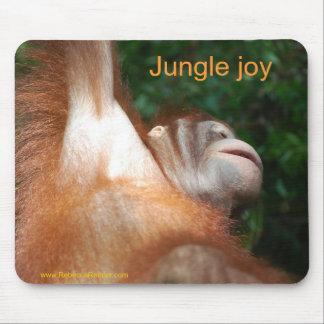 Wildlife - Jungle Joy Mouse Pad