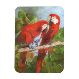 Wildlife Painting Magnet