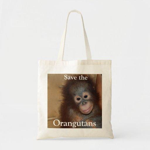 Wildlife Rescue tote Canvas Bags