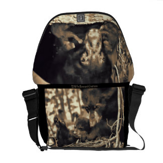 Wildlife Research Institute Messenger Bag