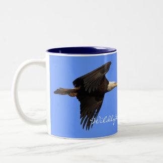 Wildlife Supporter Bald Eagle Mug