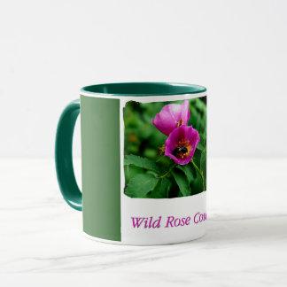 Wildly rose Country Mug