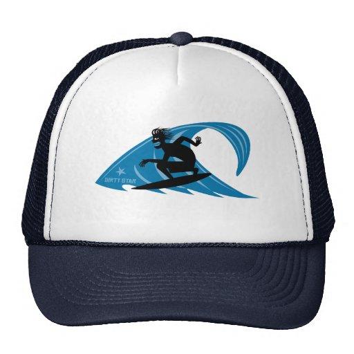 Wildman Surfer Hat