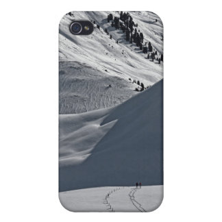 Wildschönau - Backcountry Hike Cover For iPhone 4