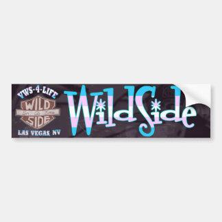 WildSide VWS-4-Life Bumper Sticker