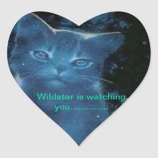 Wildstar Is watching you Sticker