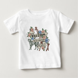 Wildthing Art for San Diego Zoo T-shirt