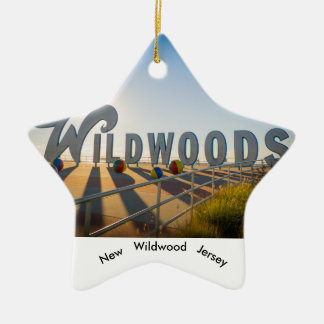 Wildwood New Jersey Ornament