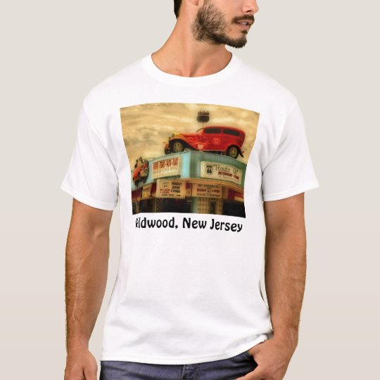 Wildwood New Jersey T-Shirt