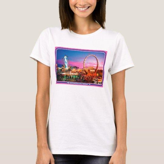 Wildwood, NJ, No. 1 Collector's Spaghetti Strap T-Shirt