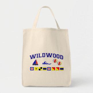 Wildwood, NJ Tote Bag