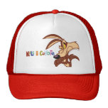 Wile Arms Crossed Hat