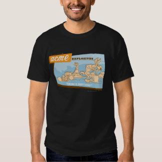 Wile E Coyote Acme Explosives 2 Tshirt