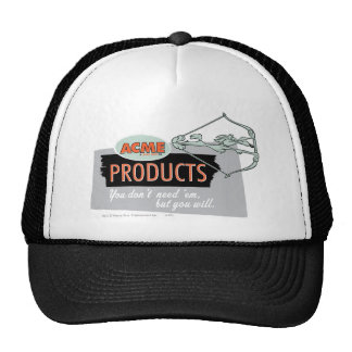 Wile E Coyote Acme Products 9 Cap