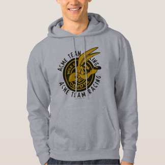 Wile E. Coyote Acme Team Racing Hoodie