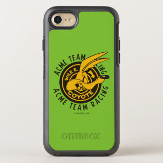 Wile E. Coyote Acme Team Racing OtterBox Symmetry iPhone 8/7 Case
