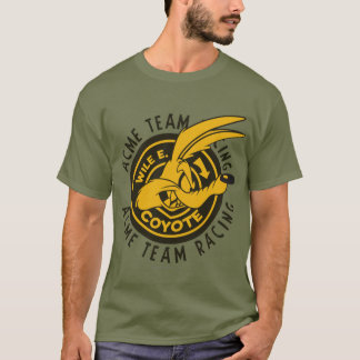 Wile E. Coyote Acme Team Racing T-Shirt