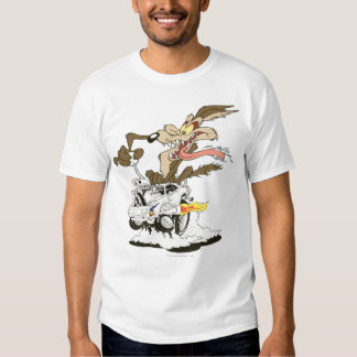 Wile E. Coyote Crazy Glance Tees