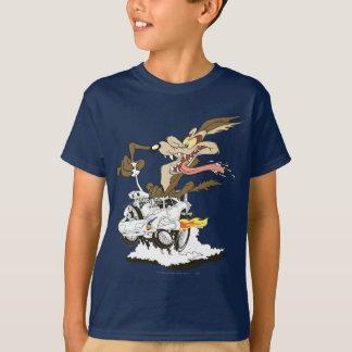 Wile E. Coyote Crazy Glance Tshirt