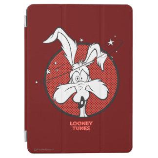 Wile E. Coyote Dotty Icon iPad Air Cover