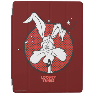 Wile E. Coyote Dotty Icon iPad Cover