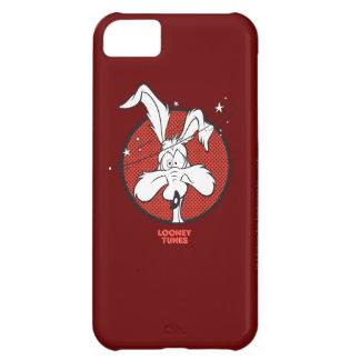 Wile E. Coyote Dotty Icon iPhone 5C Case