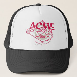Wile E. Coyote Grosse Pointe Archery Team Trucker Hat